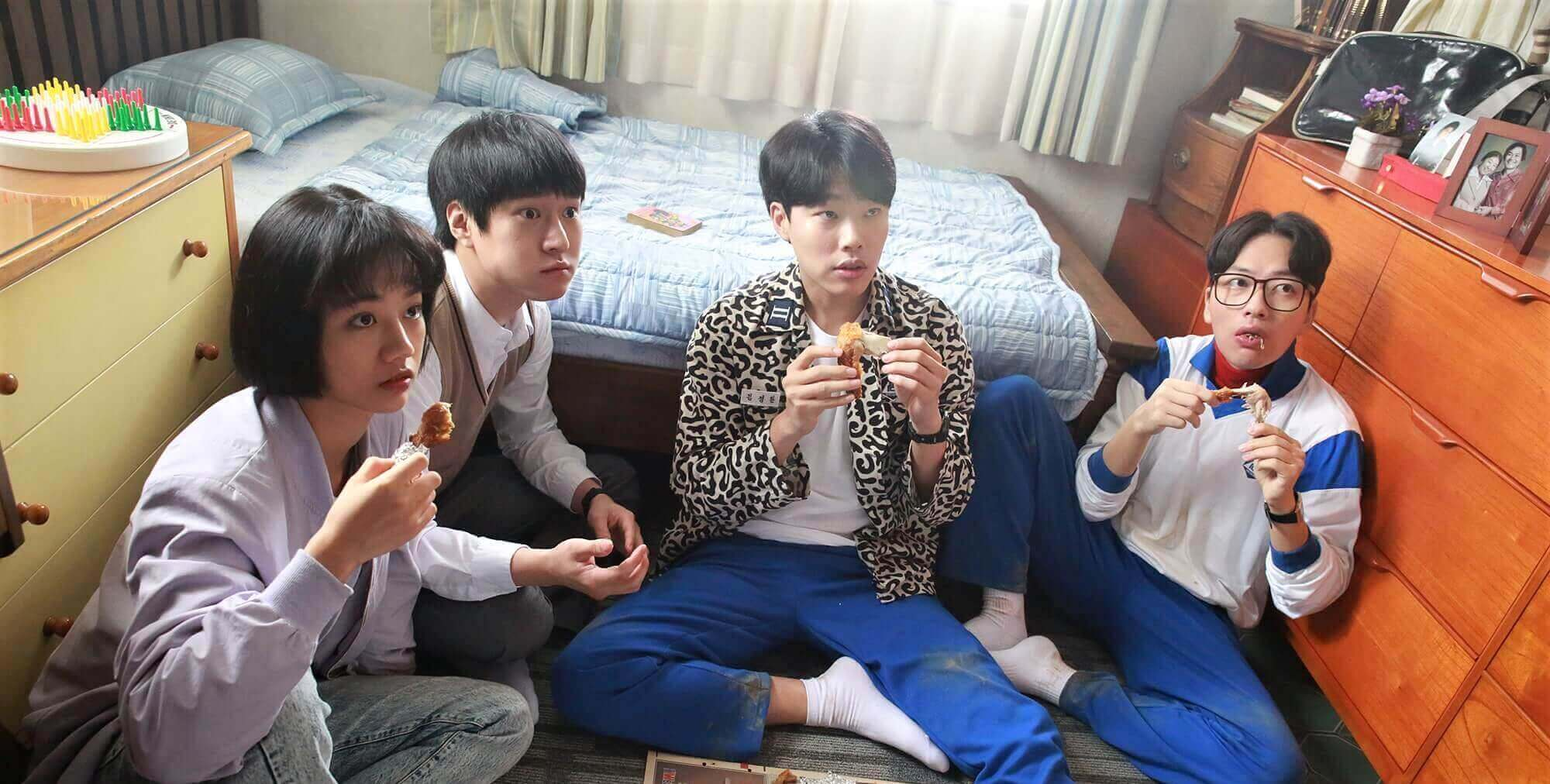 Reply 1988 Series Review & Summary: An Ode to Love, Friendships, Nostalgia  and Life - THE MOVIE CULTURE