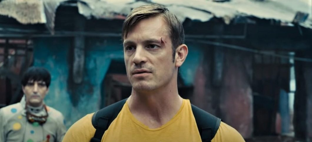 Joel Kinnaman Interview on The Suicide Squad